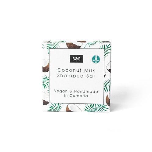 Solid shampoo «coconut milk» - Bain & Savon