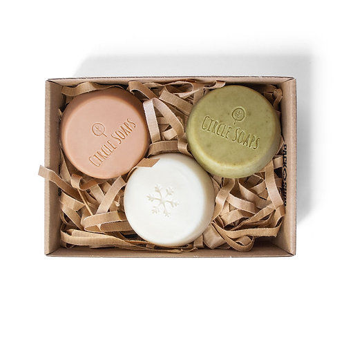 Seifen-Set «Winter Collection» - Circle Soaps