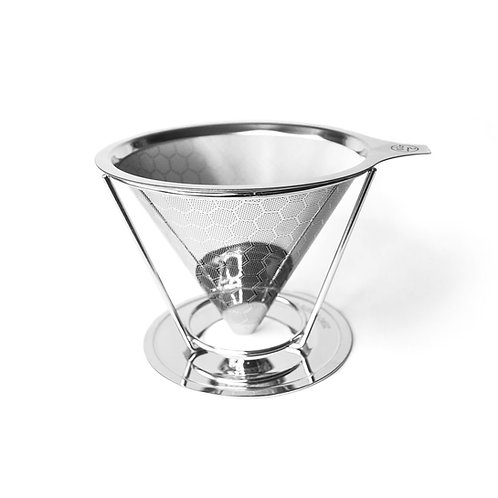 Stainless steel coffee filter - Zero Waste Club