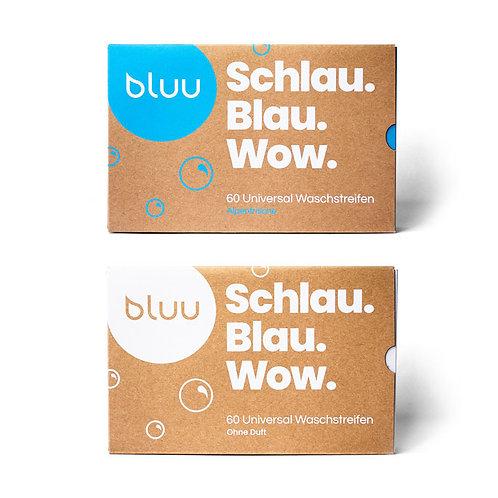 Universal Waschstreifen - bluu