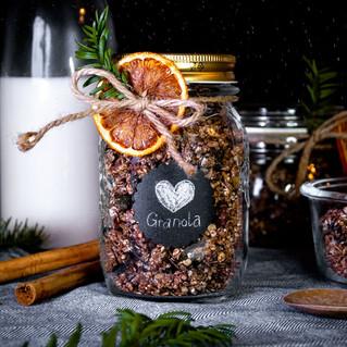 Lebkuchen Granola