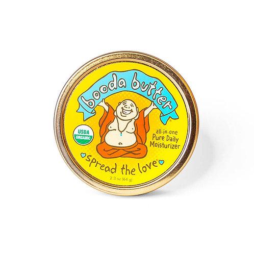 Body Butter, Booda Organics, vegan, cruelty free, zero waste