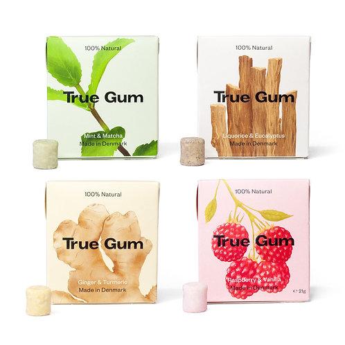 Natürliches Kaugummi - True Gum