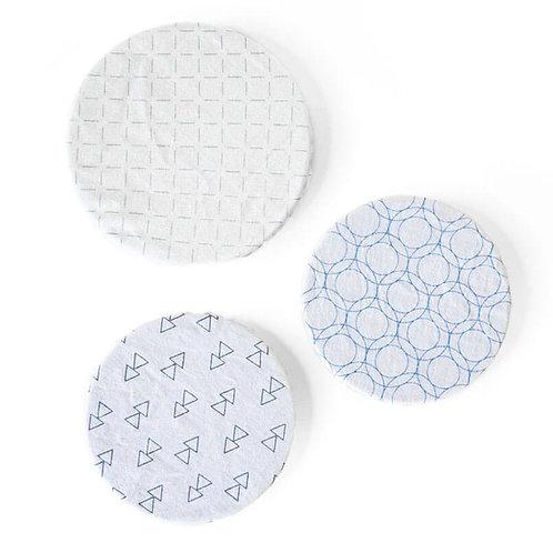 Mini Bowl-Covers, Schüsselhauben, vegan, cruelty free, zero waste