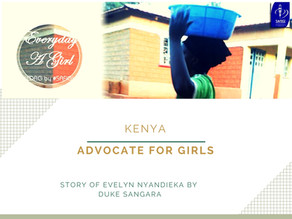 KENYA: ADVOCATE FOR GIRLS
