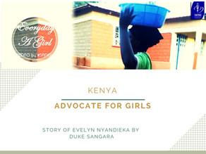 KENYA: ADVOCATE FOR GIRLS
