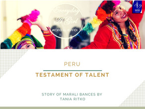 PERU: TESTAMENT OF TALENT