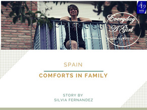 SPAIN: COMFORTS IN FAMILY