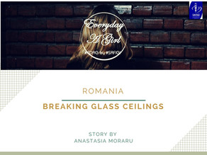 ROMANIA: BREAKING GLASS CEILINGS