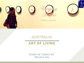AUSTRALIA: ART OF LIVING