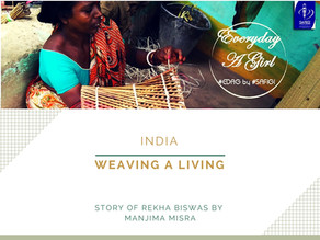 INDIA: WEAVING A LIVING