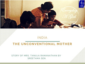 INDIA: THE UNCONVENTIONAL MOTHER