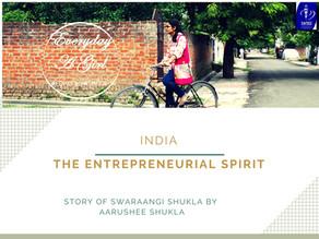 INDIA: THE ENTREPRENEURIAL SPIRIT