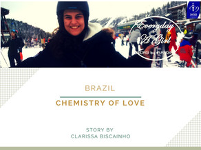 BRAZIL: CHEMISTRY OF LOVE