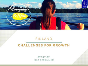 FINLAND: CHALLENGES FOR GROWTH