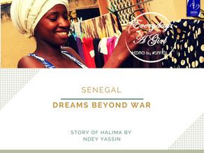 SENEGAL: DREAMS BEYOND WAR