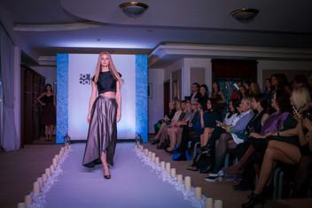 Snow Queen fashion show 2014