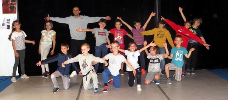 Atelier Hip-Hop au Chaudron