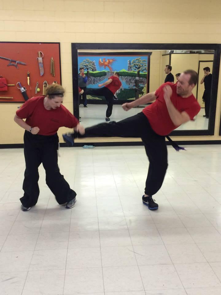 Adult Kung Fu