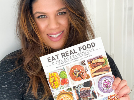 6 Things I Learned Writing & Self Publishing A Cookbook -- Spilling The TEA!
