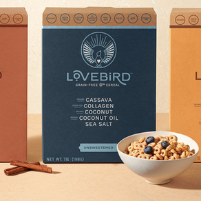 Start Your Day With LOVE | Lovebird Cereal (Virtual Organic Week 2021)