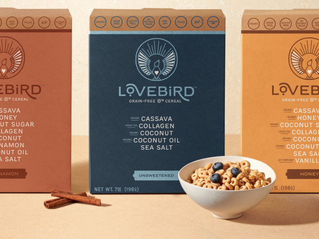 Start Your Day With LOVE   Lovebird Cereal (Virtual Organic Week 2021)