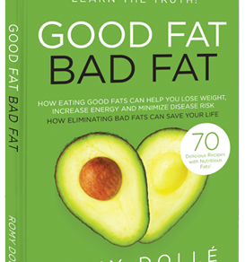 GOOD FAT BAD FAT (Book Review & Paleo Macaroon Recipe)
