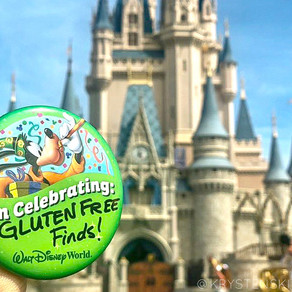 25+ Gluten Free Finds at Walt Disney World Parks