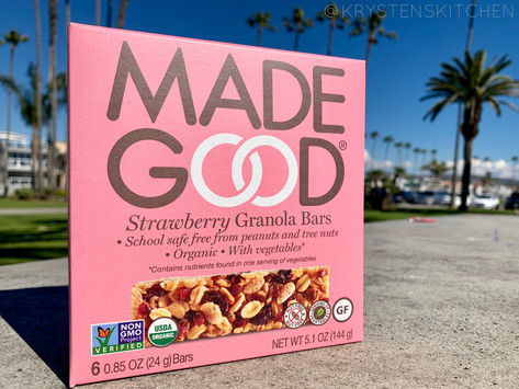Made Good Foods | Product Review