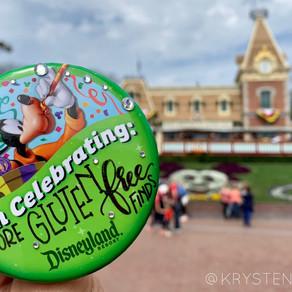 Eating GLUTEN FREE at Disneyland Part 2