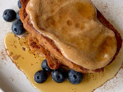 Nog French Toast - The Best Dessert You've Ever Had For Breakfast