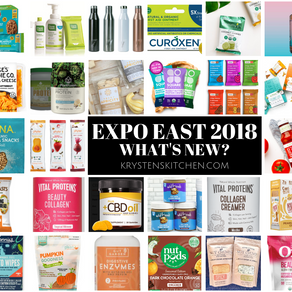 Expo East 2018 | 27 Products You Need to Know About