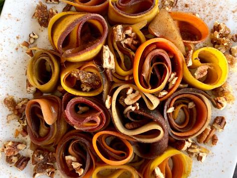 Carrot Cobbler | No Crust Needed