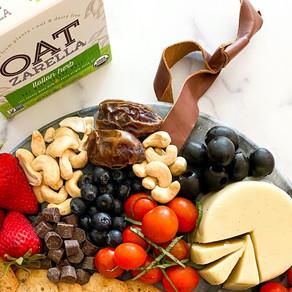 Sweet Dreams Are Made of Plant Based Cheese | OATzarella (Virtual Organic Week 2021)