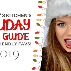 2019 The Best Holiday Gift Guide + Eco-Friendly Favs