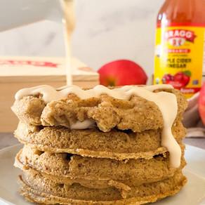Apple Cider Vinegar Cake Waffles | Gluten Free, Paleo & Dairy Free