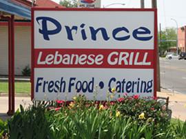 Dallas, Texas: Prince Lebanese Grill