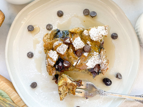 Low Carb Keto French Toast With Unbun Foods (Gluten Free & Paleo)