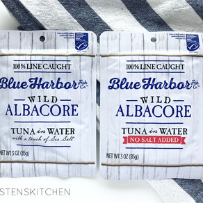 Smart Eating With Blue Harbor Fish Co. Tuna