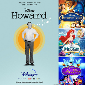 "HOWARD: The Howard Ashman Story on Disney+ | A Man Already ""Part Of Your World"""