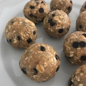 Cashew Collagen Bites with Ashwaganda