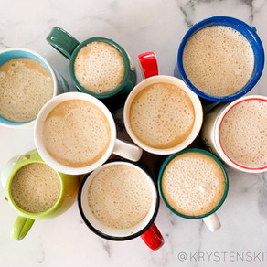 Which Plant Based Milks Froth The Best? (Video & Photos) Let's Get Frothy!