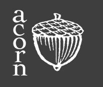 Denver, Colorado: Acorn