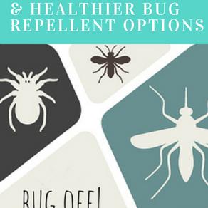 The Deets on DEET & Healthier Bug Repellent Options