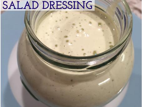 Cabo Wabo Salad Dressing