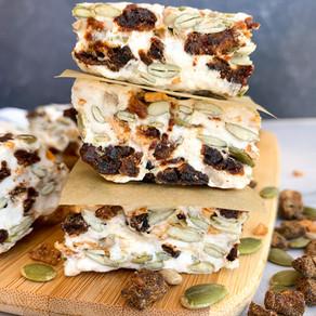 Apple Cinnamon Marshmallow Treats (2 Ingredients) | Gluten Free, Vegan, Allergy Friendly