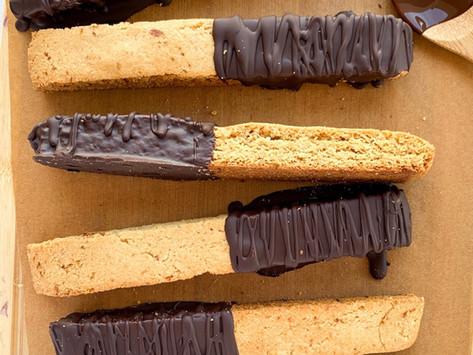 The Best Paleo Almond Biscotti