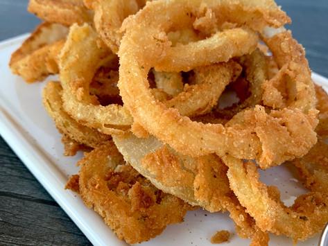 Paleo Onion Rings