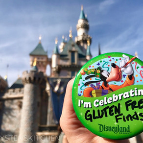 Eating GLUTEN FREE at Disneyland Part 1