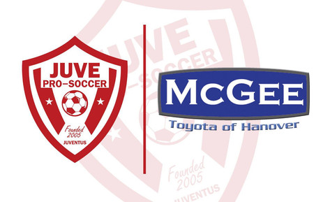 Juve-Pro Soccer and Mcgee Toyota become partners